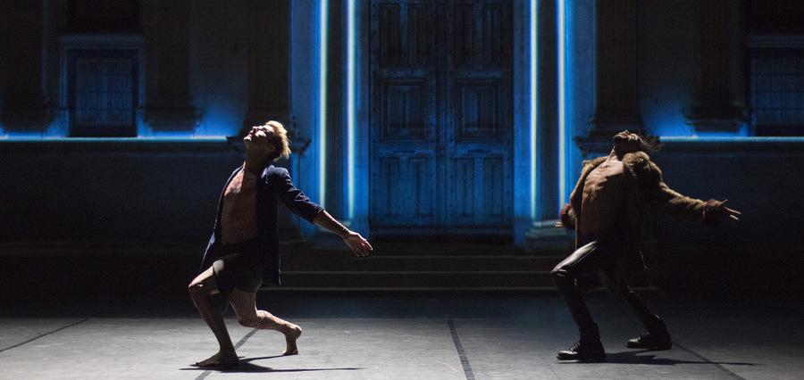 Le théâtre qui danse