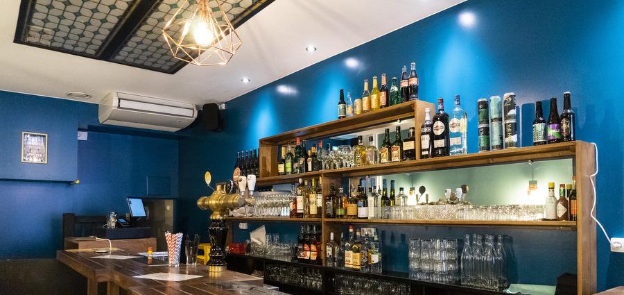Le Melville, nouveau bar à bringues