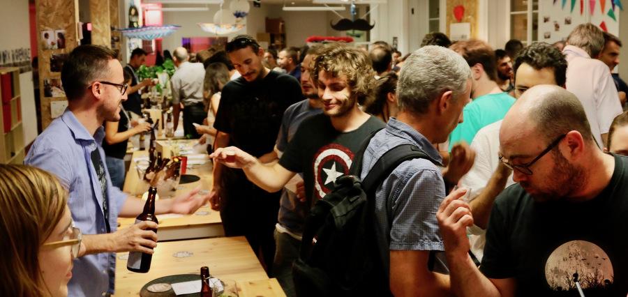 Festival Une Petite Mousse : la fine bulle qui monte