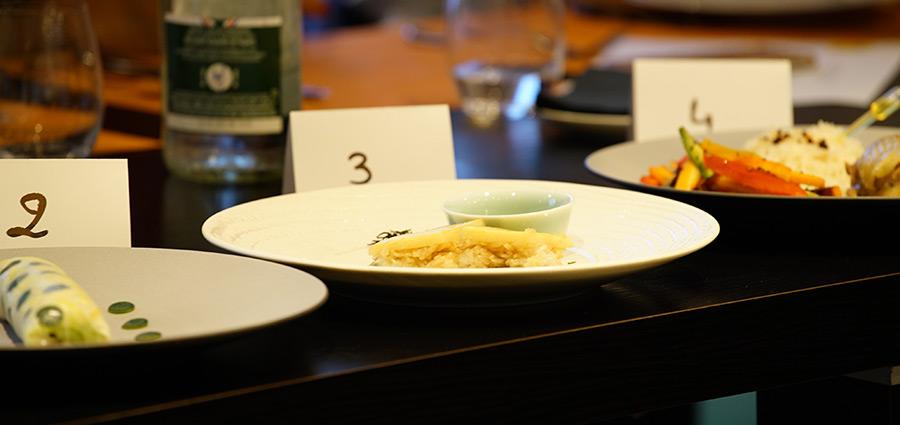 La cuisine chinoise en fusion