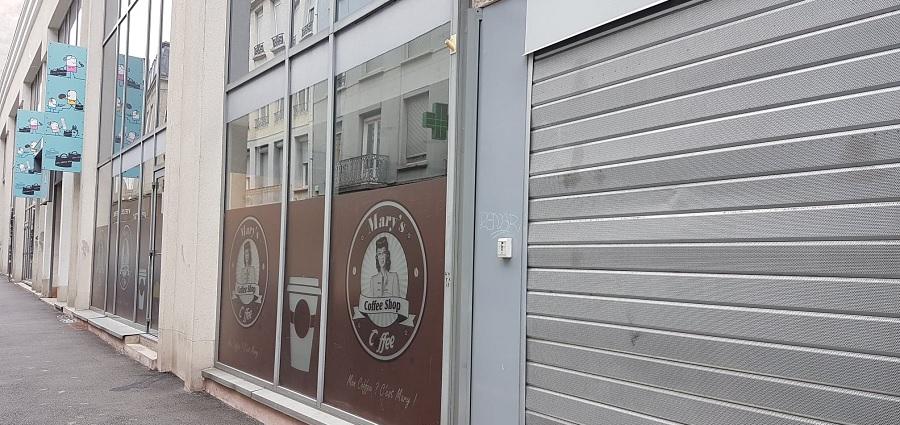 Les Mary's Coffee Shops du centre ferment leurs portes