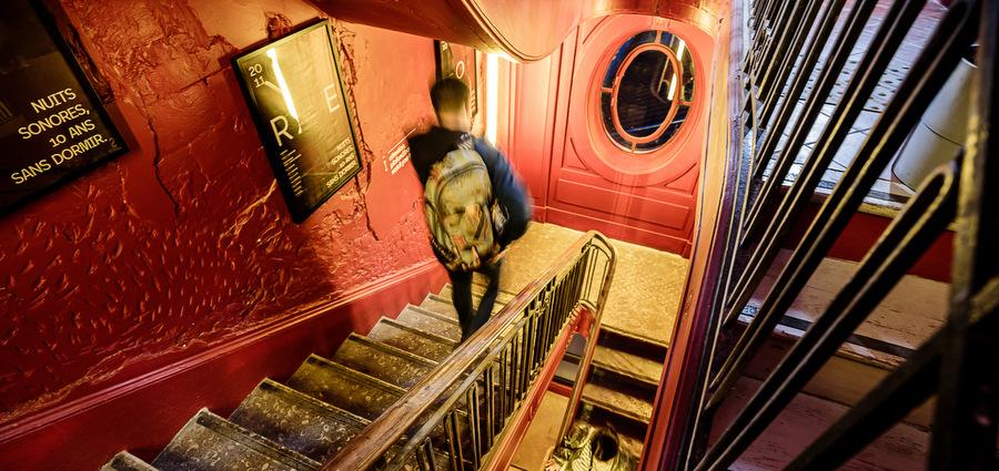 Hôtel71, l'aventure intérieure