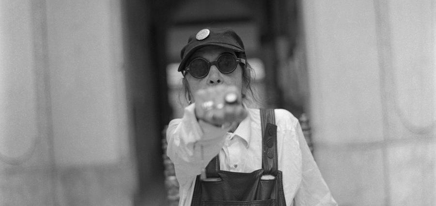 Brigitte Fontaine, l'inadaptée