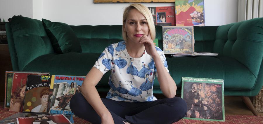 Kornelia Binicewicz : délices de Turquie
