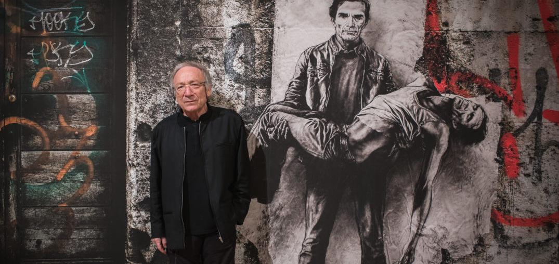 Dolce Cinema et Spacejunk reçoivent le plasticien Ernest Pignon-Ernest au cinéma Le Club mercredi