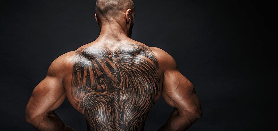 Le tatouage a la peau dure