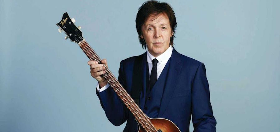 Paul McCartney pressenti à Lyon en mai