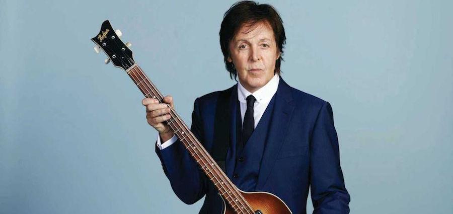 Paul McCartney pressenti à Lyon en mai