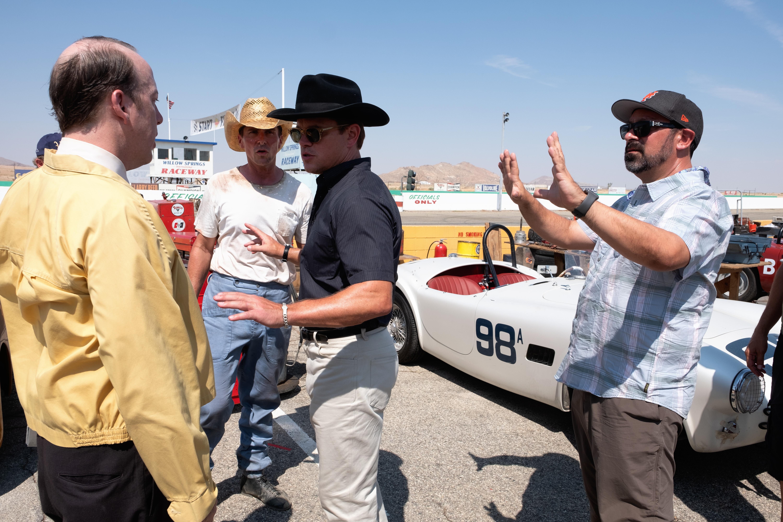 James Mangold : « Le Mans 66 est un film dramatique adulte, pas un film pop corn »