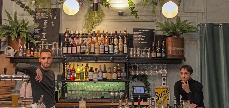 Le Bosquet : un bar à cocktails qui vous veut du bien