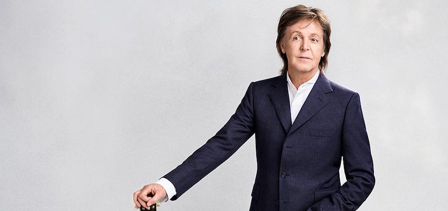 Paul McCartney à Lyon, ce sera le 7 juin