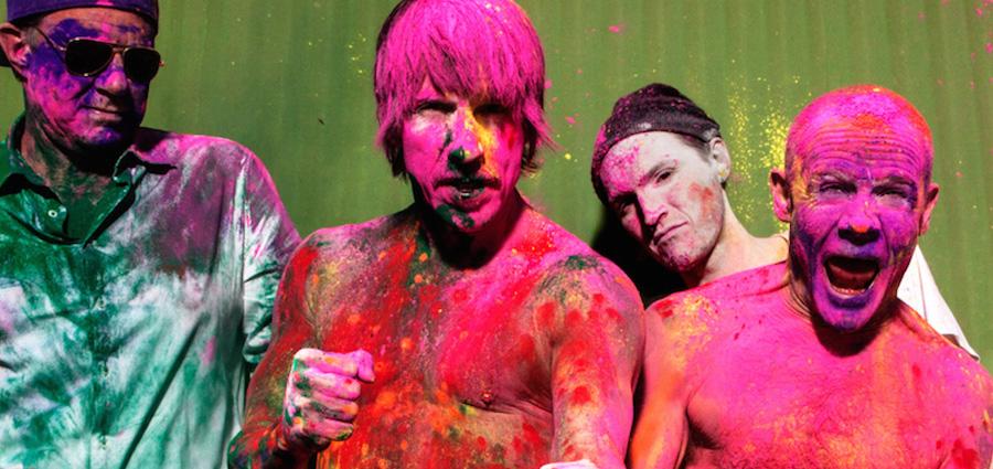Red Hot Chili Peppers pour clôturer le festival de l'OL