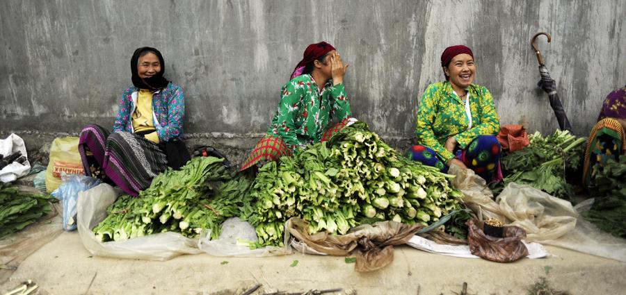 3 potes, 2 roues et une boucle au Vietnam