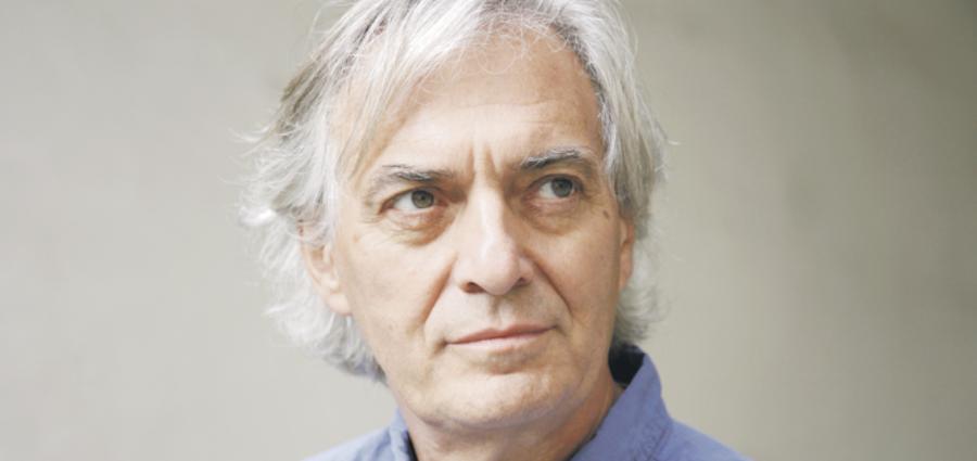 Le Goncourt Jean-Paul Dubois à la Fête du Livre de Bron
