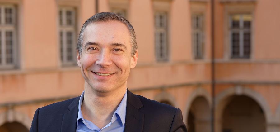 Mathieu Ferey : « il est très important de conduire un projet collectif »
