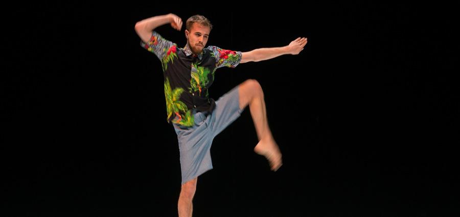Concours Podium à La Rampe : let's dance