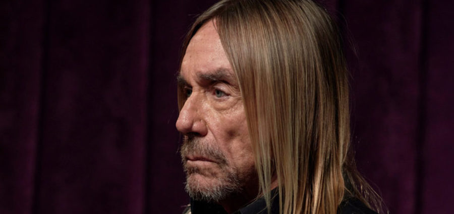Iggy Pop à Lyon en avril