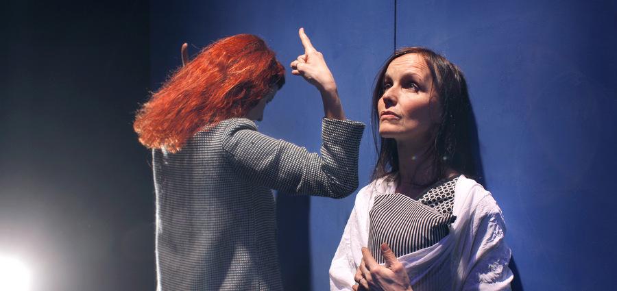 Genèse d'un spectacle en langue des signes