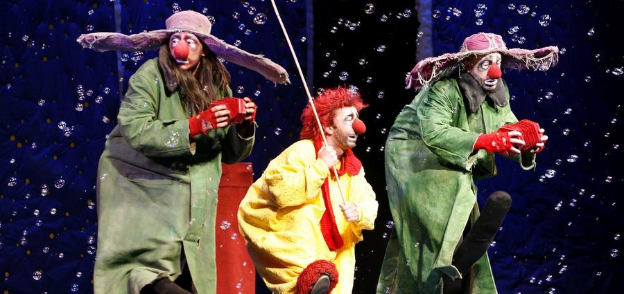 Slava's Snowshow : une clownerie universelle