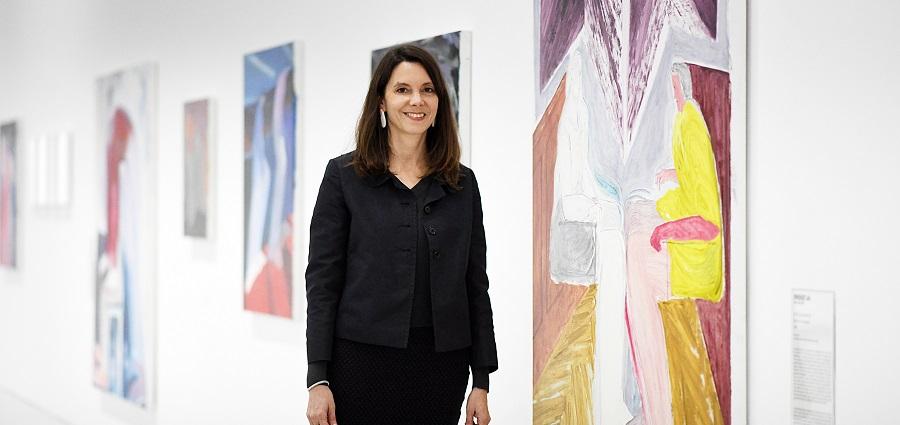 Aurélie Voltz, Madame la commissaire en chef