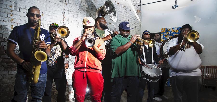 Hot 8 Brass Band : vivre et mourir à la Nouvelle-Orléans