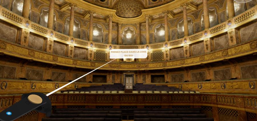 Dreamaway : visiter Versailles, mais à Lyon