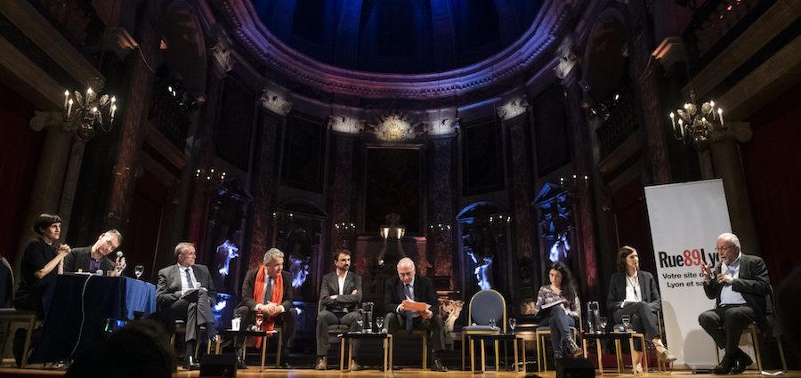 Quelle place pour la culture à Lyon : l'intégralité de notre débat en vidéo