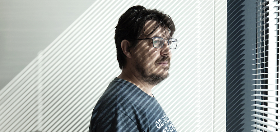 David Dufresne, l'éclaireur