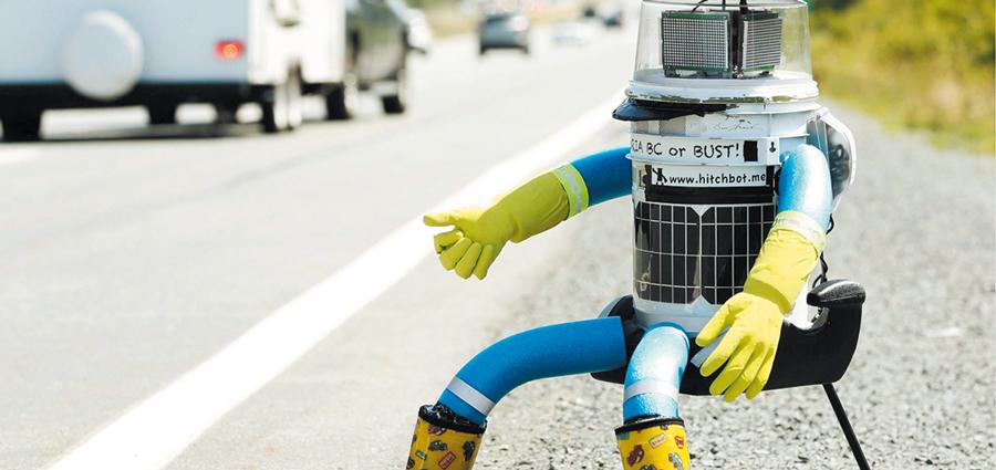 Robot avant tout