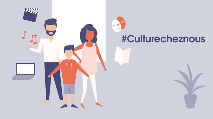 Le ministère de la Culture ouvre une plateforme qui regroupe ses contenus gratuits
