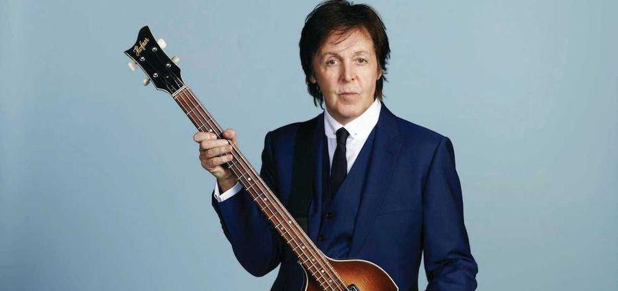 Le concert de Paul McCartney annulé