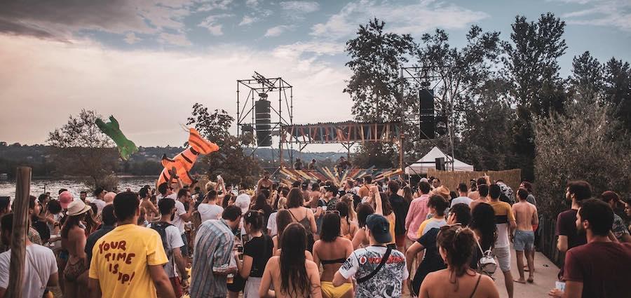 Evasion Festival annule aussi