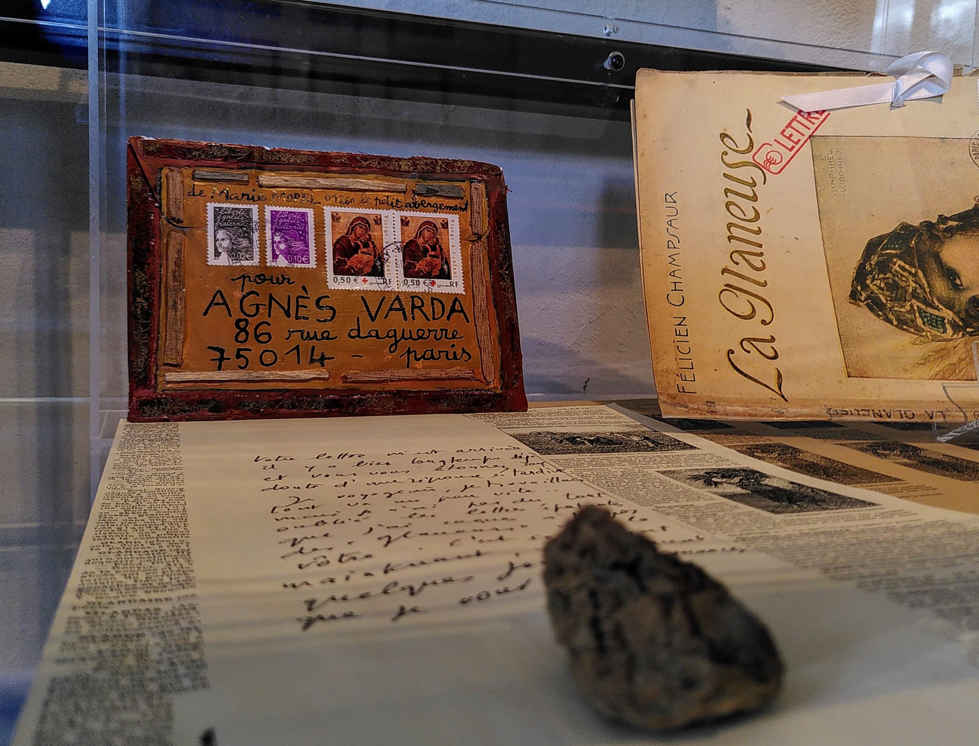 Correspondances : Les Pages d'Agnès