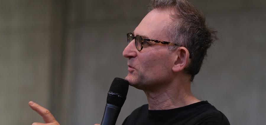 Jean-Claude Gallotta : « J'ai continué à danser dans la nature ! »