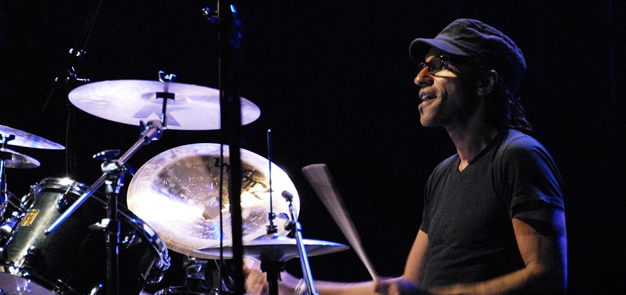 Macha Gharibian et Manu Katché à Jazz au Sommet 2020
