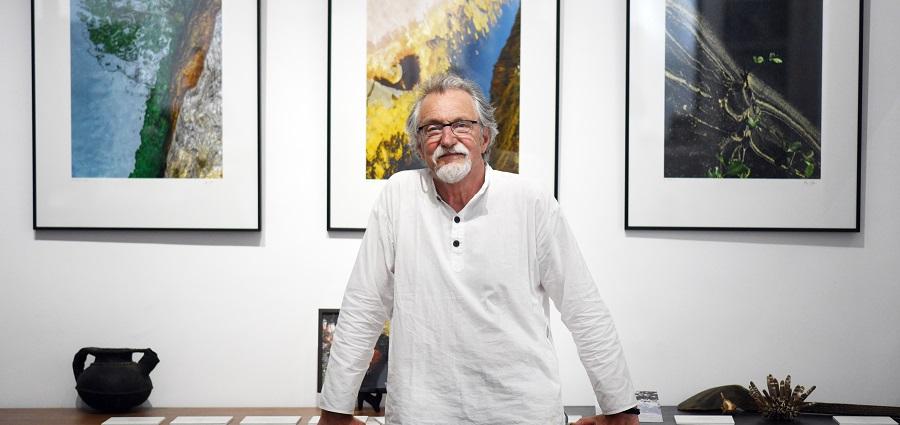 Hervé Nègre, photographe aux semelles de vent