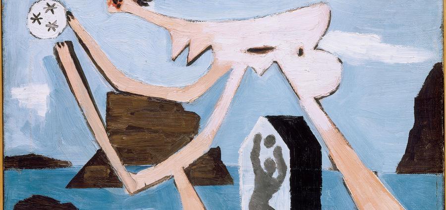 Picasso, vamos a la playa