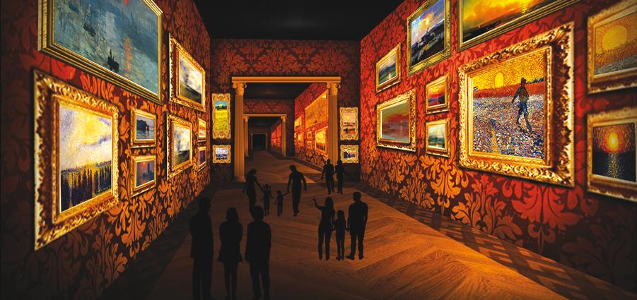 Immersion chez les Impressionnistes