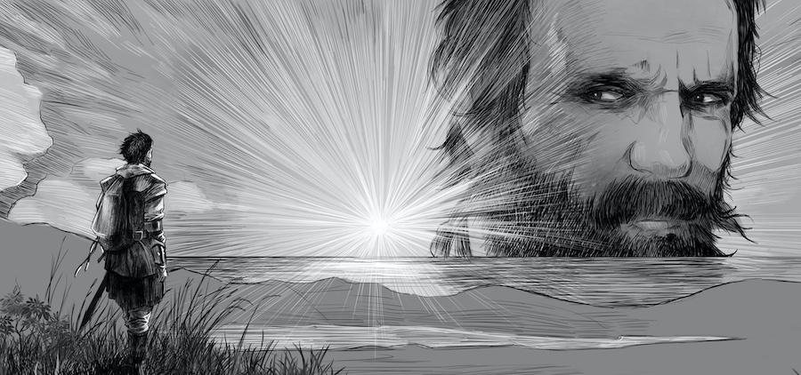 Alexandre Astier : « dans Kaamelott, il y a un mouvement de libération total du mec qui écrit »