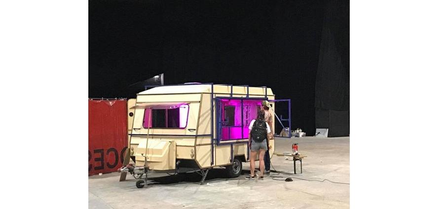 La caravane de la fête des quartiers