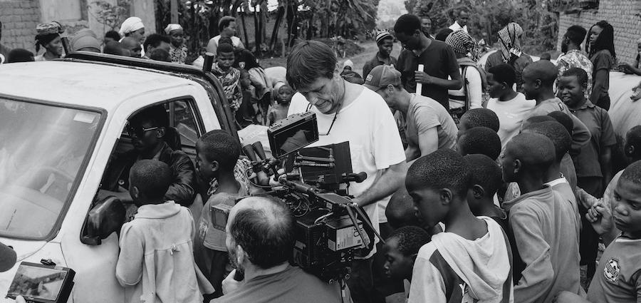 Éric Barbier et Gaël Faye : « le film est une autre façon d'écrire l'Histoire »