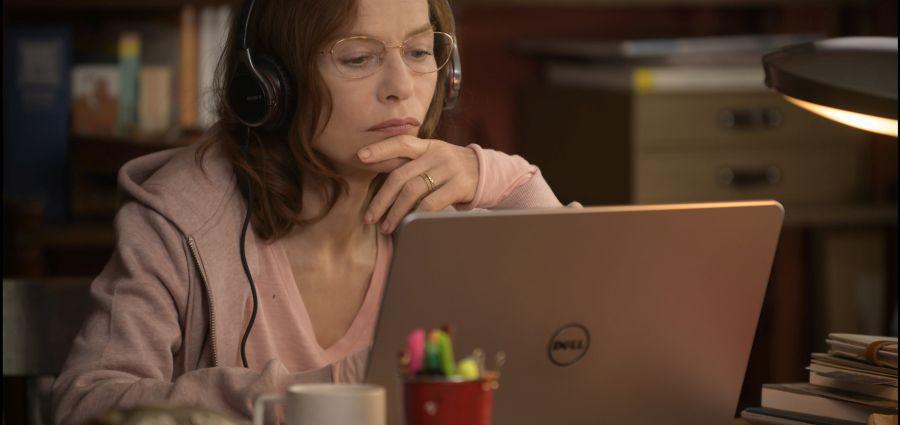 Isabelle Huppert : « Au cinéma, on ment par définition »