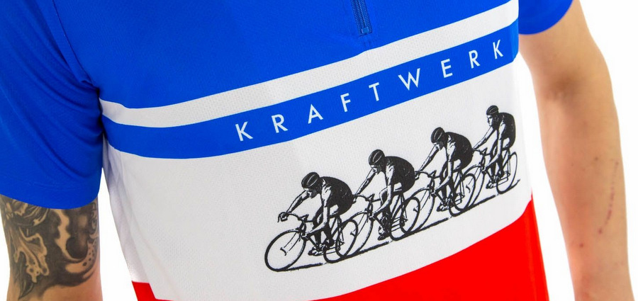 Kraftwerk : 33 tours de France