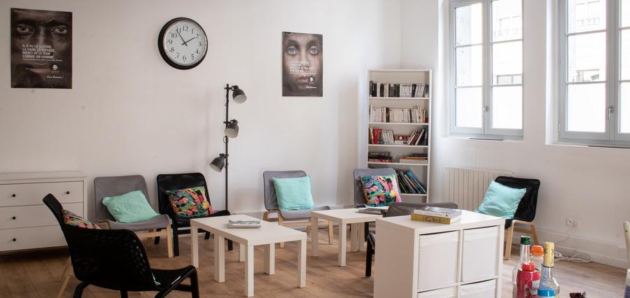 Lyon : au Tambour, la sororité règne