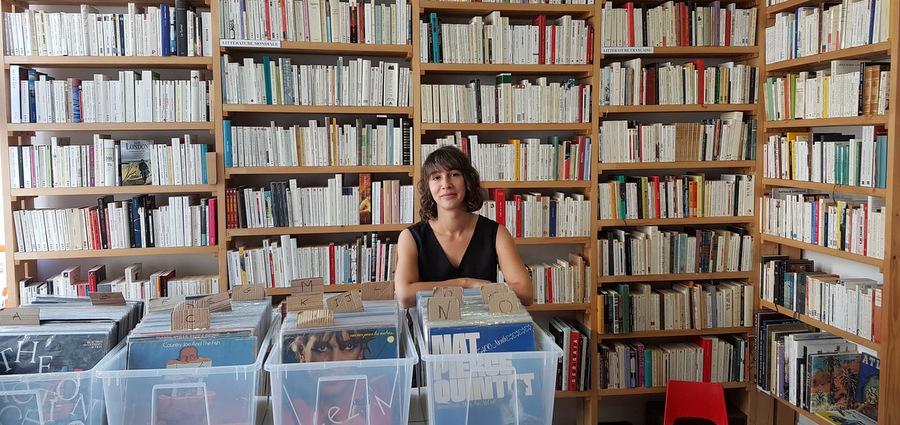 Dalby, une librairie de quartier