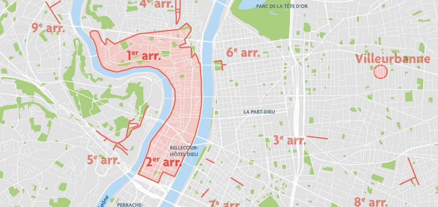 Lyon : le retour de la piétonnisation ce week-end