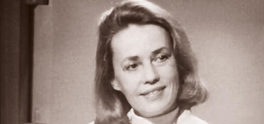 Jeanne Moreau ouvre le bal
