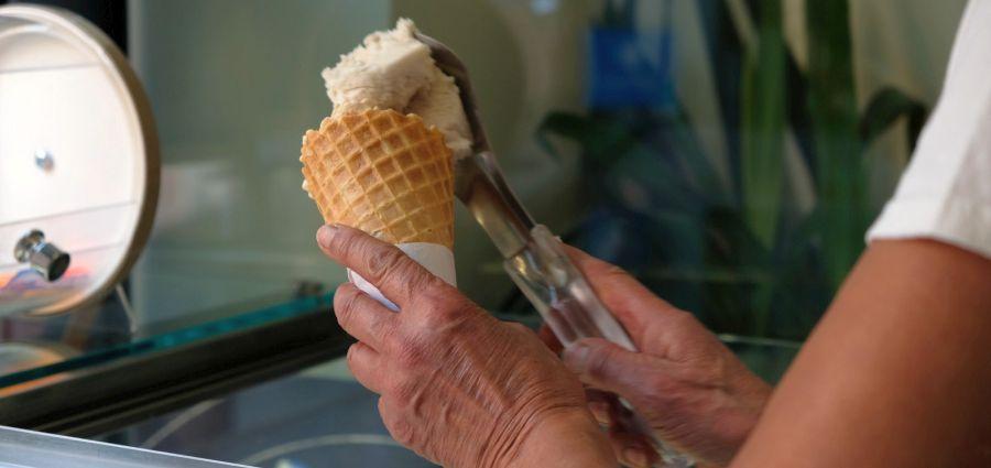 Des glaces à croquer