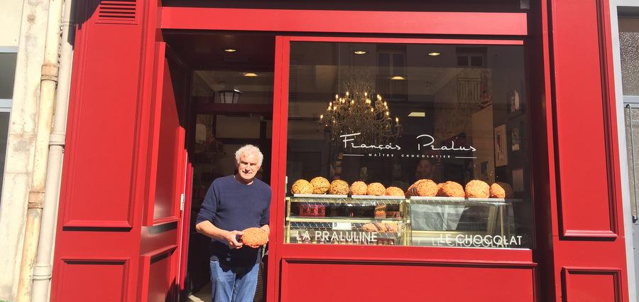 Pralus ouvre une boutique à Montbrison