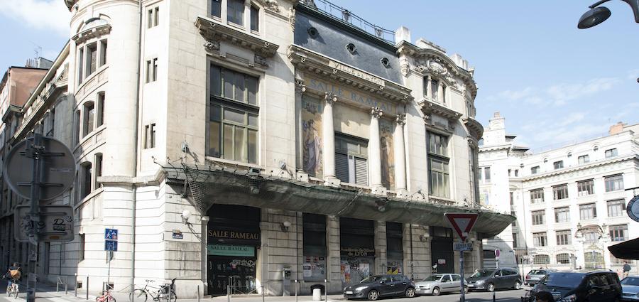 La Salle Rameau, revue et corrigée